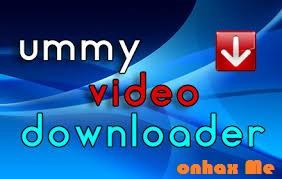 Ummy Video Downloader Crack 2019