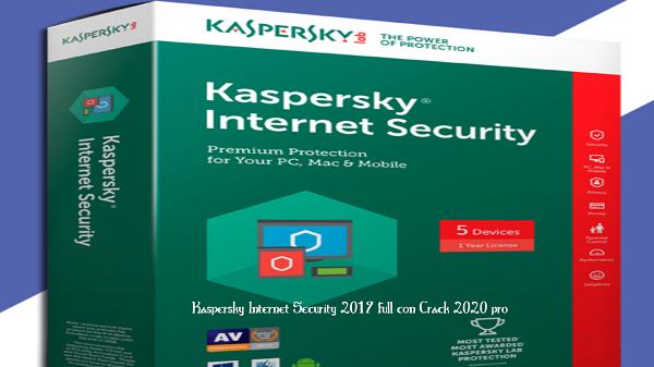 Kaspersky Internet Security Crack download