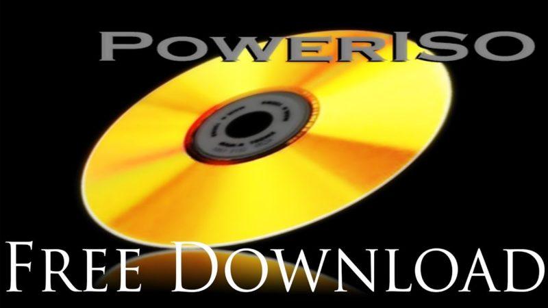 PowerISO Crack Download