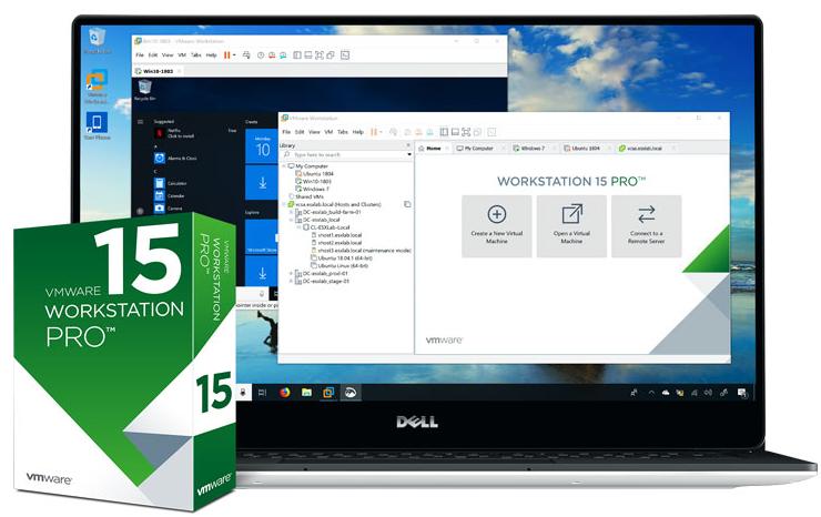 vmware workstation pro crack free