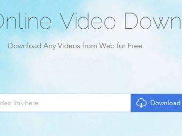Download Online Videos