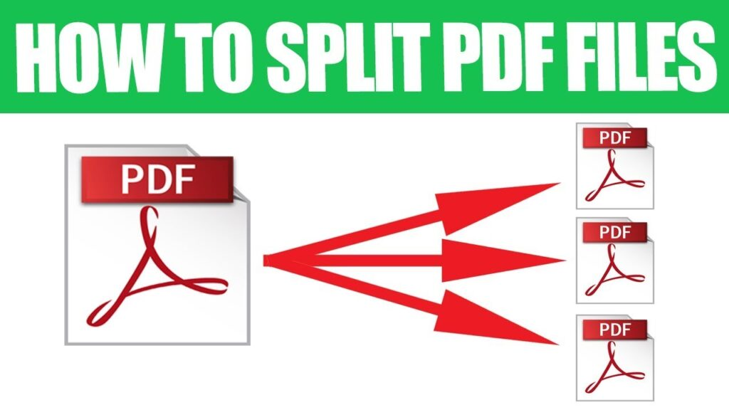 How To Split A PDF File