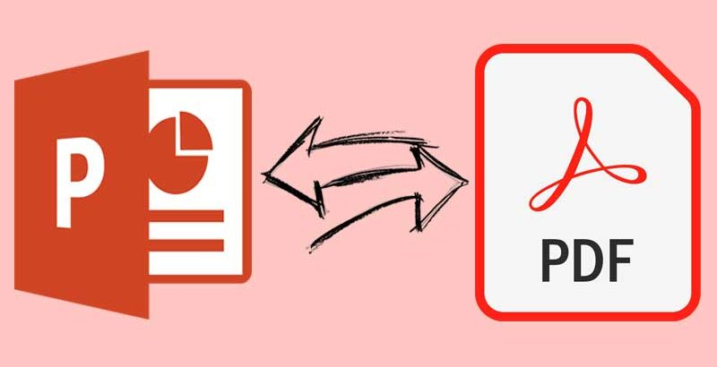 Websites To Convert Your Powerpoint Files To PDF