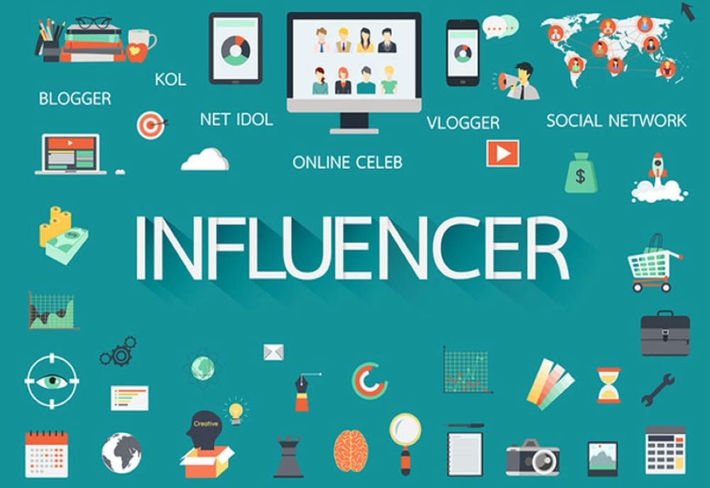 Role Of Influencers On Social Media Marketing